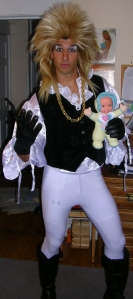 David Bowie Labyrinth - Halloween 2007