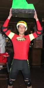 Nickelodeon Guts Athlete - Halloween 2006
